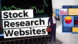 3 Alternate FREE Stock Research Websites | Trade Brains