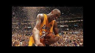 Kobe Bryant's Top 10 Plays & Moments of his NBA Career | The Legend of Kobe Bryant (Tribute)