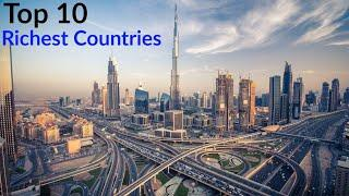 Top 10 Richest Country In The World | Gdp | Richest Countries
