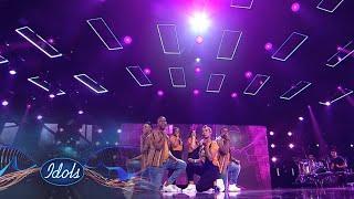 Top 16 Group A: Group Performance – 'It Ain't Me' – Idols SA | S17 | Ep8 | Live Shows | Mzansi Magic
