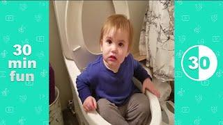 *Try Not To Laugh Challenge* Funny Videos Kids  2020 | Funniest Kids Vines Compilation