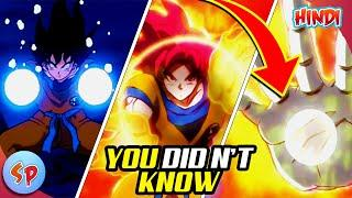 Top 10 Powers of Goku That You Didn't Know in Dragon Ball | Explained in Hindi