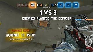 Match Point Clutch for Everything - Rainbow Six Siege