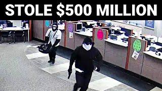 5 Most Impressive Heists of All Time