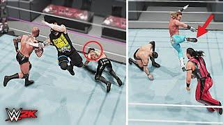Top 10 Insane Finishers Gone Wrong!! Part 4 | WWE 2K