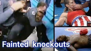 10 knockouts PINGSAN (fainted), pada sejarah tinju dunia