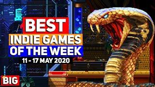 Top 10 BEST NEW Indie Games of the Week: 11 - 17 May 2020