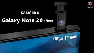 Samsung Galaxy Note 20 Ultra Release Date, Price, Official Video, Camera, Specs, Features, Trailer