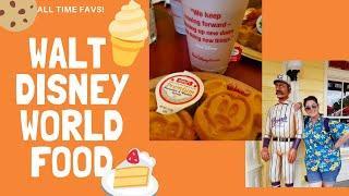 TOP 5 DISNEY WORLD FOOD | Must-Do Walt Disney World Food & Restaurants | WDW Food Review