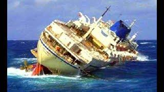 Top 10 Large Ships In Giant Storm! Sinking Crash Ships