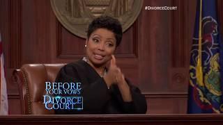 Classic Divorce Court: Like A Virgin