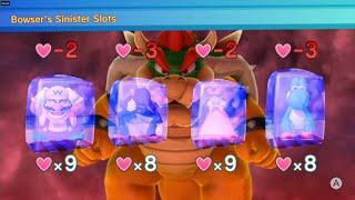 Mario Party 10 Bowser Party - Team Bowser vs Team Wario,Daisy,Waluigi,Yoshi (Whimsical Waters)