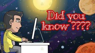 Top facts:- Solar system Quiz