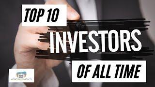 Top 10 Investors of All Time | #top10investors #top10 #investors