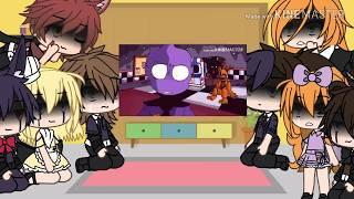 Fnaf and Afton family react to top 10 fnaf meme  Part 5