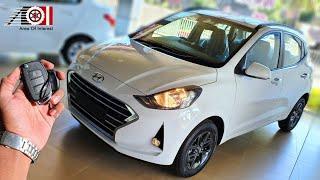 2020 Hyundai Grand i10 NIOS Sportz BS6 MT | Price | Mileage | Features | Specs | Interior