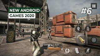 Top 10 New Free Android Games this Month   August 2020