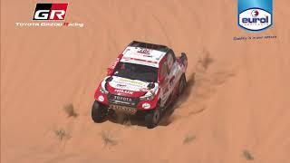 Eurol report Dakar Rally 2020, Stage 6 Toyota GAZOO Racing