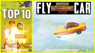 TOP 10 NEW FEATURES IN PUBG MOBILE || Part - 16 || Pubg New Update