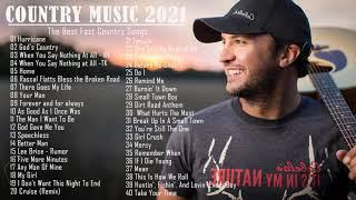 Top Popular Country Songs 2021 Playlist - Best New Country Songs - New Country Music Hits Collection