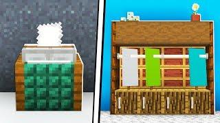 5 Building HACKS You Didn't Know in Minecraft! (NO MODS!)