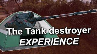 The Tank Destroyer Experience in World of Tanks!