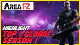 HIGHLIGHT#3 - TOP 1 GLOBAL! BEST PLAYER FROM BRAZIL? AREA F2 #HIGHLIGHT #HIGHLIGHTAREAF2 #TOP1AREAF2