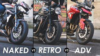 The Best Triumph Motorcycles For Commuting 2020