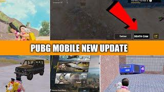 PUBG MOBILE NEW UPDATE 0.17.0 TOP 15 NEW SRCRET FEATURES !! PUBG MOBILE NEW UPDATE