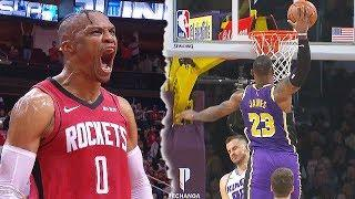 NBA Best and Memorable Moments of 2019/2020
