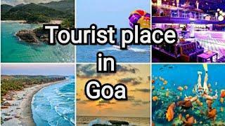 Tourist place of Goa| famous place |Top 10 place of Goa