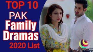 Top 10 Family Dramas List/Paksitani Family Dramas 2020/New pakistani Dramas