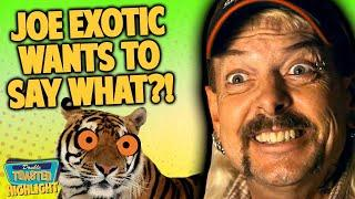 TIGER KING'S JOE EXOTIC WANTS TO SAY A CERTAIN WORD | Double Toasted