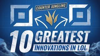 10 GREATEST Innovations in League of Legends History