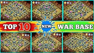 *NEW* TOP 10 TH13 WAR BASE (2020) + LINK | Base Link Given In Video Description