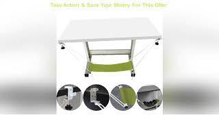 Best Of Portable desk footrest, leg rest hammock, make your work time very comfortable. Foot hammoc