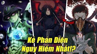 Top 10 Nhân Vật Phản Diện Nguy Hiểm Nhất Trong Anime | Bi Huỳnh Senpai