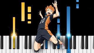 Haikyuu!! To the Top OP - Phoenix - Piano Tutorial