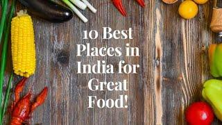 Top 10 Street Foods In India | Most Delicious Indian Street Food | TRIPLE T