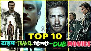 Top 10 Best Hollywood Time Travel Movies in Hindi Dubbed | All Time Best Movies | Available in Hindi