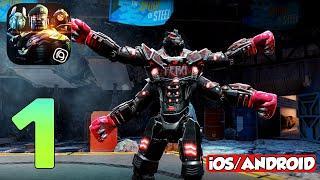 World Robot Boxing 2 - Gameplay Walkthrough ( Android Gameplay | iOS Gameplay ) - Part 1
