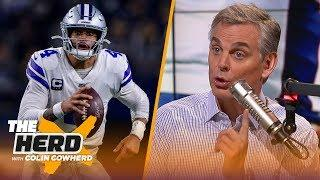Colin Cowherd plays the 3-Word Game after NFL Week 13 | NFL | THE HERD