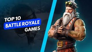Top 10 Best Battle Royale Games for Android 2020