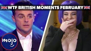 Top 10 WTF British Moments of February 2020