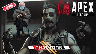 Apex legend live stream | GIVEAWAYS | TOP SEASON 8 FUSE main !!!