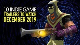 Top 10 Best Indie Game Trailers to Watch this December 2019