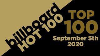 Billboard Hot 100 Top Singles of the Week (September 5th, 2020)