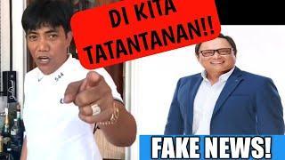 RESBAK NI FLM KAY ARNOLD CLAVIO SA PAGPAPAKALAT NG FAKE NEWS SAKANYA!!
