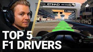 Ranking My Top F1 Drivers of 2020 & How to Master the Abu Dhabi GP | Nico Rosberg