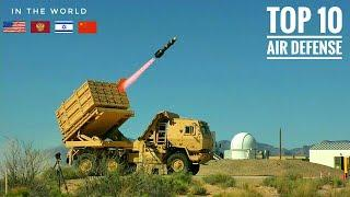Top 10 Air Defense System in The World - Military